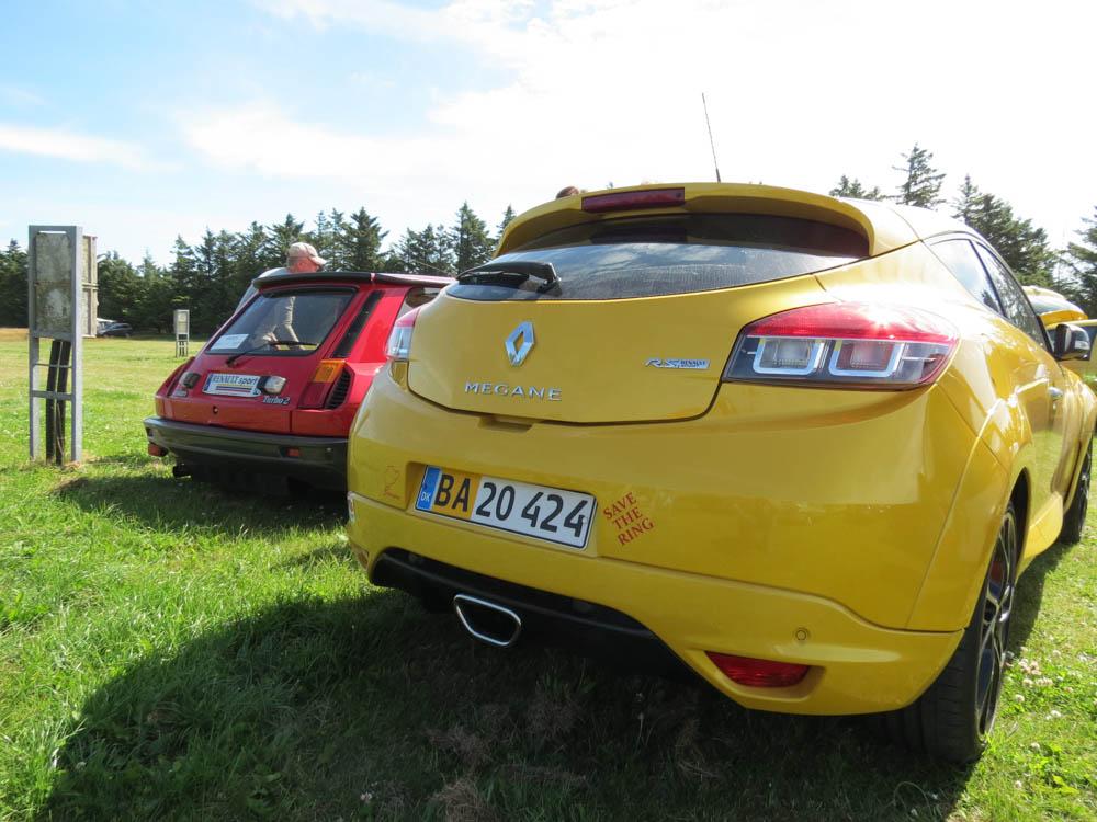 2017 Hanstholm, Denmark | Scandinavian Renault Meeting