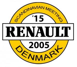 Renault logo 2005