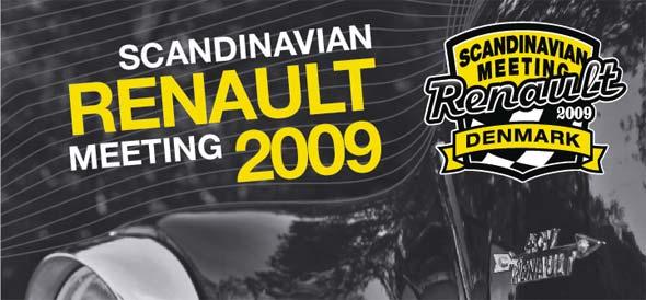 Kæmpe Renault træf i Skive i weekenden